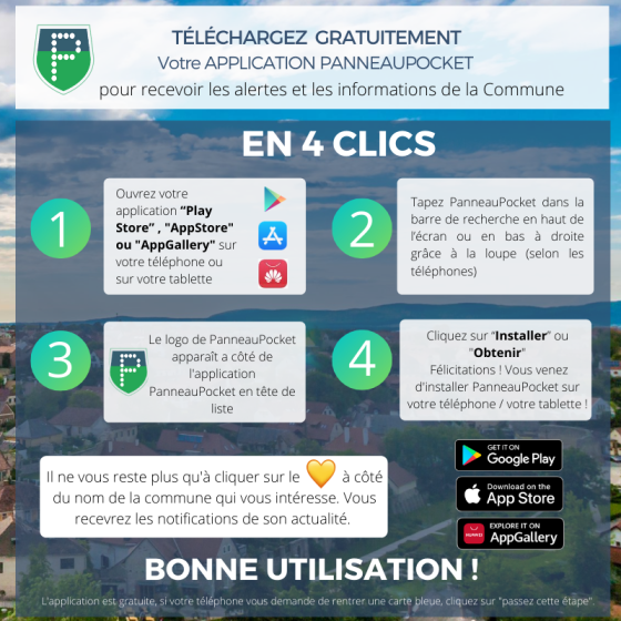Guide tlchargement app